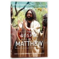 The Gospel of Matthew - Lumo Project - DVD (two discs)