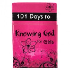 A Box of Blessings - 101 Days to Knowing God for Girls