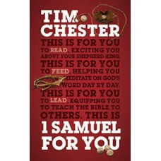 One Samuel for You - Tim Chester