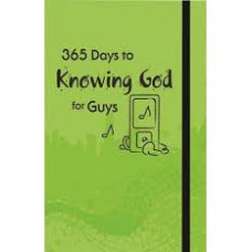 Three Hundred and Sixty Five Days to Knowing God for Guys - Carolyn Larsen