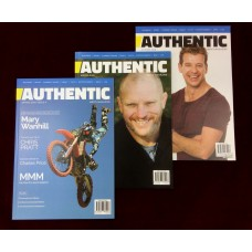 Authentic Men's Magazine - Spring 2018