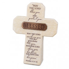 Blessed Cross - Numbers 6:34-36
