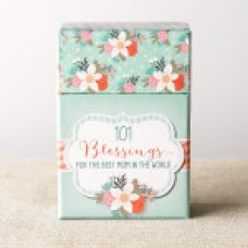 A Box of Blessings - 101 Blessings for the Best Mum in the World - Boxed Cards