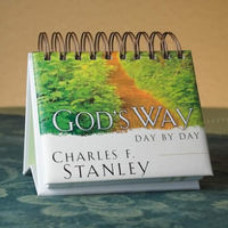 God's Way Day by Day - Charles F Stanley - Perpetual Calendar - Dayspring