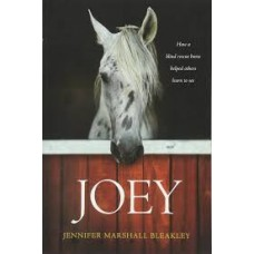 Joey - How a Blind Rescue Horse Helped Others Learn to See - Jennifer Marshall Bleakley