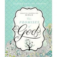 MEV Promises of God -Creative Journaling Bible - Hard Cover