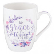 My Grace is Sufficient - Mug