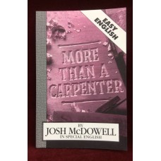 More Than a Carpenter - Easy English - Josh McDowell