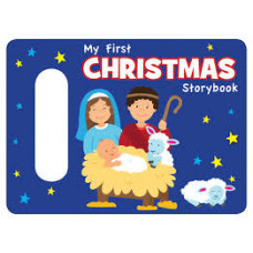 My First Christmas Storybook - Kim Mitzo Thompson, Karen Mitzo Hilderbrand