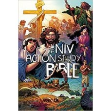 The NIV Action Study Bible - Hard Cover