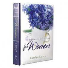 One Minute Devotions for Women - Carolyn Larsen