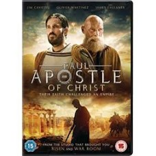 Paul Apostle of Christ - Their Faith Challenged an Empire - DVD
