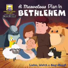 A Marvelous Plan in Bethlehem - Kim Mitzo Thompson, Karen Mitzo Hilderbrand, Hal Wright
