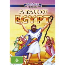 A Tale of Egypt - DVD