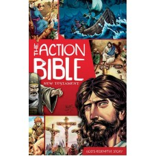 The Action Bible - New Testament Paper Back