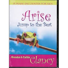 Arise Jump to the Beat - A Praise Encounter for Kids - DVD
