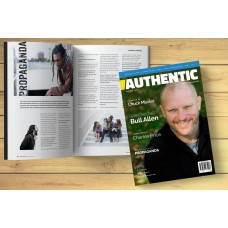 Authentic Men's Magazine - Winter 2018