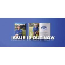 Authentic Men's Magazine - Autumn 2021 Issue 13