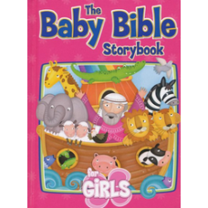 The Baby Bible Storybook for Girls - David C Cook