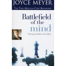 Battlefield of the Mind - Joyce Meyer - Mass Market Size