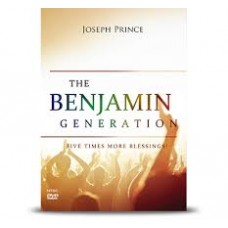 The Benjamin Generation - DVD - Joseph Prince