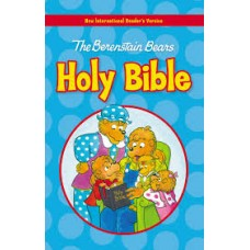 NIRV - Berenstain Bears Bible - Hard Cover