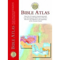 Bible Atlas - Essential Bible Reference - Tim Dowley