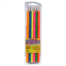 Highlighter Pencil Set Six Pack