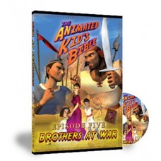 The Animated Kid's Bible - Episode #5 - Brothers at War (DVD)