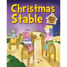 Christmas Stable (Build Your Own) - Juliet David