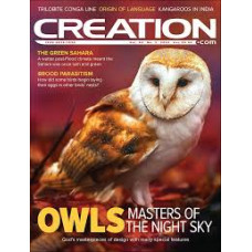Creation Magazine Vol 42 #3 2020