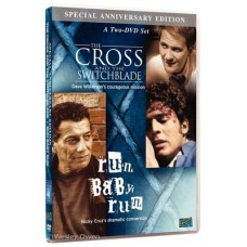 The Cross and the Switchblade / Run Baby Run - Two DVD Set