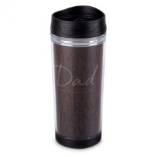 Dad Stand Firm Tumbler Mug Tall