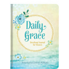 Daily Grace Devotional Journal for Women - Anita Higman & Hillary McMullen