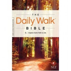 The Daily Walk Bible NLT - Paperback