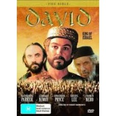 David - King of Israel - the Bible Series - DVD