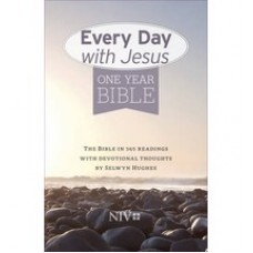 Every Day With Jesus - One Year Bible - NIV - Hard Cover