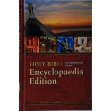 NIV  Encyclopaedia Edition - Hard Cover - 2011