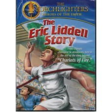 The Eric Liddell Story - Torchlighters - DVD