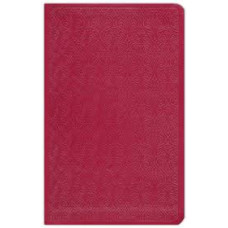 ESV Large Print Value Thinline - Trutone Ruby Vine