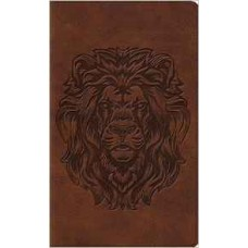ESV - Kid's Thinline Bible - Trutone, Royal Lion