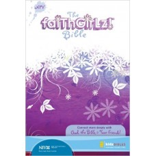 The Faithgirlz Bible - NIV - Hardcover