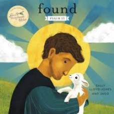 Found (Psalm 23) - Board Book by Sally Lloyd-Jones & Jago
