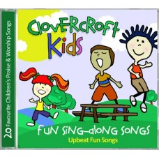 Clovercroft Kids - Fun Sing-Along Songs - Upbeat Fun Songs - CD