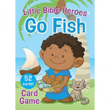 Go Fish Card Game - Little Bible Heroes