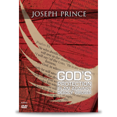 God's Protection Plan Against Deadly Viruses - DVD - Joseph Prince