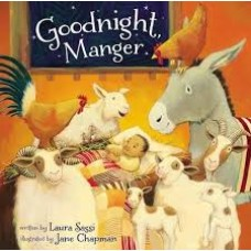 Goodnight Manger - Laura Sassi