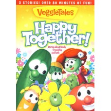 Happy Together - Veggietales - DVD