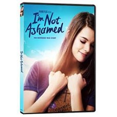 I'm Not Ashamed - The Inspiring True Story of Rachel Joy Scott at Columbine High School - DVD