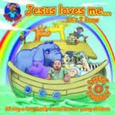 Jesus Loves Me This I Know - 22 Sing-a-Long Family Favourites for Young Children - CD